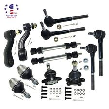 BRAND NEW 12PCS FRONT SUSPENSION KIT FOR CHEVY GMC TRUCKS 4X4 4WD
