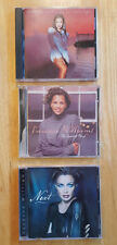 3 CDs by Vanessa Williams, The Sweetest Days, The Comfort Zone and Next