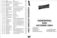 RockAmerica Videopool Oct 2004- ETV DVD