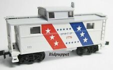 Spirit of 1776 Bowser N-5 Caboose BOW37244 Road #616 N Scale Gauge NEW