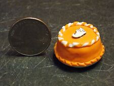 Dollhouse Miniature Halloween Ghost Cake F 1:12  inch scale G10 Dollys Gallery