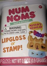 1x Num Noms Blind Bag SERIES 2 Scented Lip Gloss Or STAMP! Surprise