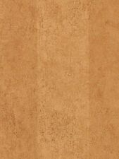 Two Tone Caramel Faux Stripes Wallpaper EX2963