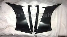 2015-17 Mustang GT350 Like Front Fender Scoops - Inventory Blowout! SALE! Last!