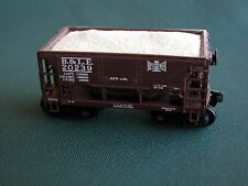 "Hay Brothers - CRUSHED LIMESTONE LOAD - fits Walthers ""Minnesota"" IRON ORE Cars"
