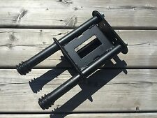 MX LEADER FRONT SUSPENSION FRONT FORK TRIPLE CLAMP ASSY MOTOCROSS BMX BIKE NOS