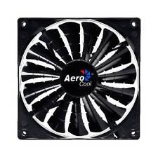 AeroCool Shark 120mm Black LED Case Fan
