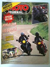 N°764 MOTO JOURNAL   Le Bol d'Or / Salon de Cologne