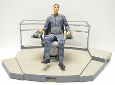 Star Trek Enterprise Art Asylum 2002 Captain Archer with Bridge Section NIP