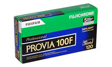 5 Rolls Fuji RDP-III Fujichrome Provia 100f Pro Color Slide Film FRESH DATED