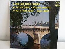 DENISE LEBRUN / DIDIER BOLAND A Paris dans chaque Faubourg LDP 5539