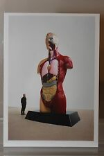 "DAMIEN HIRST: ""Hymn"" limited Art-Postcard (exhibition)  NEW"