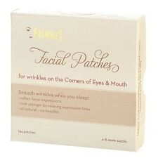 FROWNIES Facial Patches for Wrinkles on Eyes & Mouth Corners 1 Box,144pcs #7934