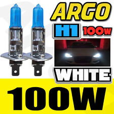 MERCEDES C-CLASS W202 2.3 H1 100W SUPER WHITE HALOGEN HID FRONT FOG LIGHT BULBS