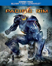 Pacific Rim (Blu-ray/DVD, 2013, 2-Disc Set, Includes Digital Copy UltraViolet)