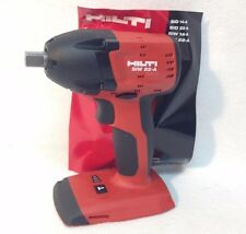 "HILTI SIW 22-A 18V 21.6v Li-ion 3 Speed IMPACT WRENCH 1/2"" Replace SIW 18-A NEW"