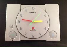 PlayStation 1 Ps1 Clock Geeky Xmas Gift Mancave Retro Games CHEAPEST ON EBAY