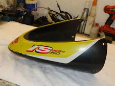 2001 APRILIA RS50 RS 50 MOPED MOTORBIKE REAR SEAT COWL