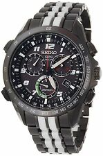 New Seiko Astron Solar GPS Giugiaro Design Limited Edition Titanium Watch SSE037