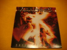 Cardsleeve Full CD ARACHNES Parallel Worlds PROMO 16TR 2000 heavy metal