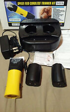 Clippers LAUBE Speed Feed Cordless Trimmer Set #305 NEW IN BOX