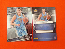 2016 Panini National VIP Gold Chrome Base NIKOLA JOKIC Nuggets RC #5