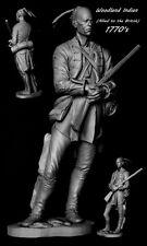 200mm 1/9 di Woodland Indiano 1770, scolpito da Carl Reid