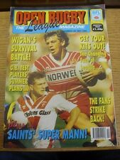 May-1991 Rugby League: Open Rugby No.135 - The International Rugby League Magazi