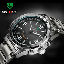 WEIDE WH1009 LED Date Multifunction Men Quartz Wrist Watch NOVITA'!!