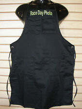 PERSONALIZED FREE Adult Men's Black Shop BBQ Apron Free Shipping