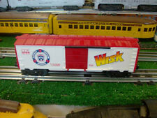 LIONEL TRAINS 16282 WISK 9700  BOX CAR FROM LITTLE LEAGUE SET ORIG C8 LIKE N