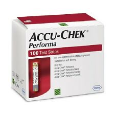 500 ACCU CHEK PERFORMA TEST STRIPS NEW STOCK EXPIRY -11/2017 (FREE SHIPPING)