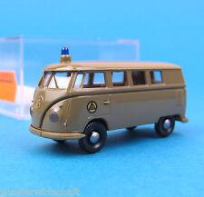 Brekina H0 3165 VW T1 Kombi Bus LSHD Zivilschutz HO 1:87 OVP Volkswagen Box