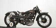 1926 HARLEY DAVIDSON MODEL J VINTAGE MOTORCYCLE POSTER 18x36