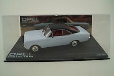 Modellauto 1:43 Opel Collection Opel Rekord C Coupe 1966-1971 Nr. 62