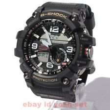 2016 New CASIO watch G-SHOCK MASTER OF G MUDMASTER GG-1000-1AJF Men