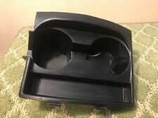 2005 2006 2007 JEEP GRAND CHEROKEE CENTER CONSOLE CUP HOLDER INSERT BLACK