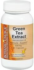 GREEN TEA EXTRACT 500MG WEIGHT LOSS BOOST METABOLISM ENERGY PILLS 60 CAPSULES