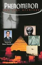 Phenomenon: The Lost Archives ~ 6-Disc DVD Box Set ~ FREE Shipping USA
