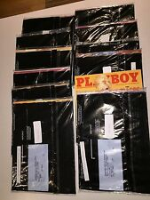 Playboy Magazine 2011 Complete Year Subscription Copies 10 of 11 SEALED In Bags