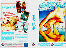 "VHS - "" Heiße FLUT ( Soft Touch )"" (1986) - Jeannine Louise  -- UFA"