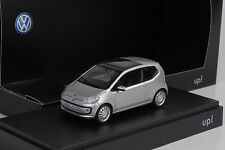 2012 VW Up! up 2 Door/SILVER ARGENTO 1:43 Schuco spacciatore