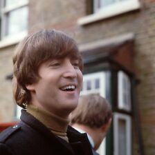 The Beatles - # 4 Photos taken on the set of the film Help!, 1965