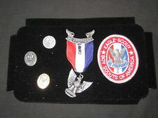 Eagle Scout Award Kit with Patch & Pins   eb07