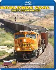 Badlands Coal BNSF's Dickinson Sub BLURAY DVD NEW