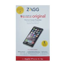 "ZAGG InvisibleShield Original Screen Protector for iPhone 7 4.7"" Screen MP"