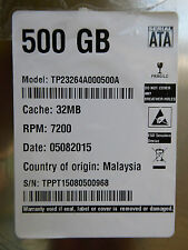 500GB TP23264A000500A from Seagate | 05.08.2015 | PCB: 100535704 REV B