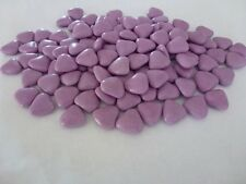 150 LILAC MINI HEART CHOCOLATE DRAGEES WEDDING FAVOURS