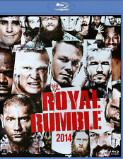 WWE: Royal Rumble 2014 [Blu-ray], New DVDs