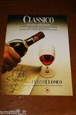 BE15=1972=CHIANTI CLASSICO VINO GALLO NERO WINE=PUBBLICITA'=ADVERTISING=WERBUNG=